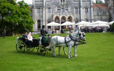 Matrimonio presso il Castello Papadopoli Giol